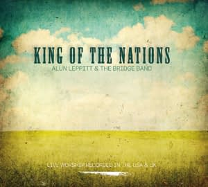 King of the Nations - cover